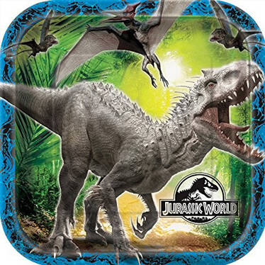 Jurassic World Party Supplies