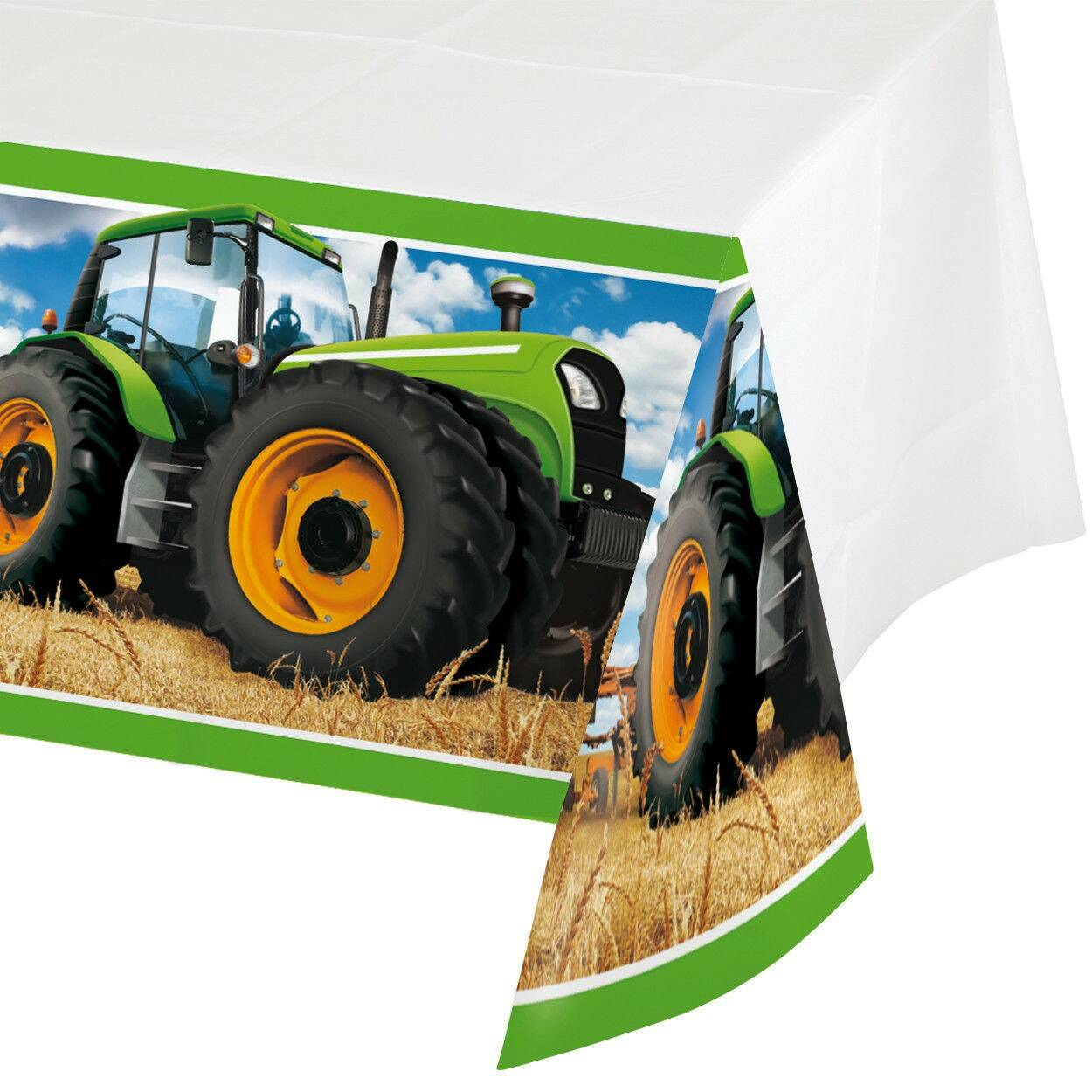 Tractor Time Party Supplies