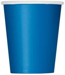 Royal Blue 9 ozCups