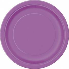 Plain Pretty Purple Plates