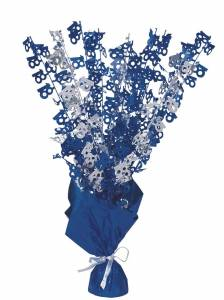 18th Blue Spray Centerpiece