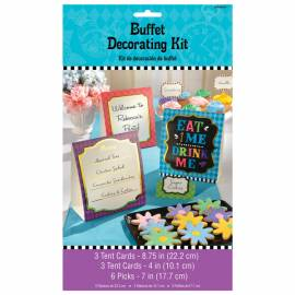 Mad Tea Party Buffet Kit