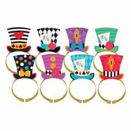 Mad Hatter Tea Party Headbands
