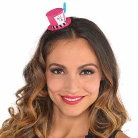 Mad Hatter Party Mini Top Hat