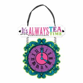 Mad Hatter Tea Party Sign