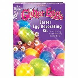 Glitter Egg Decorating Kit
