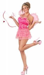 Cupid Kiss Costume