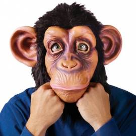 Comical Chimp Mask
