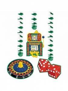 Dangling Cutouts Casino