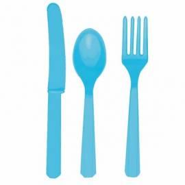Blue Cutlery Assortment