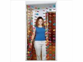 Luau Door Curtain