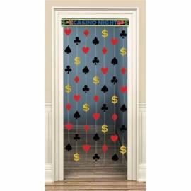 Casino Doorway Curtain
