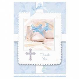 Tiny Blessing Blue Thankyou