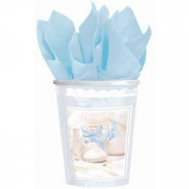 Tiny Blessing Blue Cups