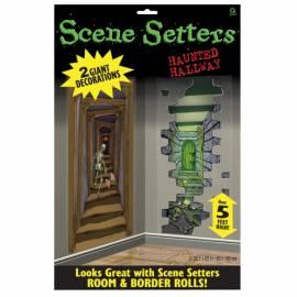 Scene Setter Haunted Hallway
