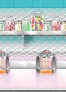 Soda Shop Scene Setter
