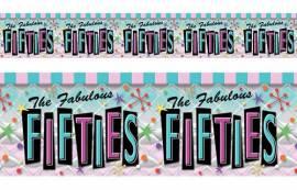 Fabolous 50's Border Roll