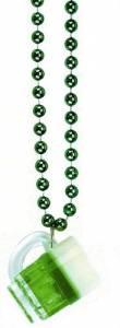 Frothy Beermug Necklace