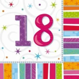 18th radiant napkins