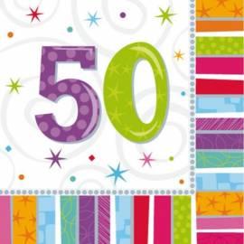 Radiant Birthday  50