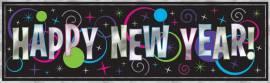 Gaint New Year Banner