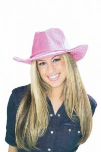 Velvet Cowboy Hat