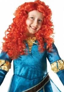 Childs Merida Wig