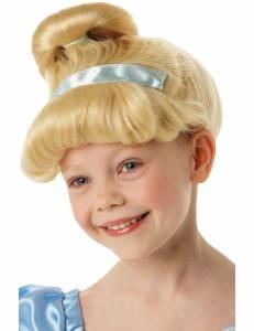 Kids Royal Cinderella Wig