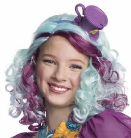 Kids Madeline Hatter Wig