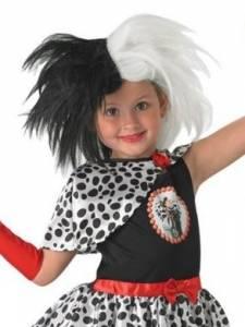 Kids Cruella Wig