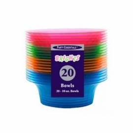 Neon Bowls Pack 20