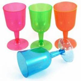 20 Brights Wine Glasses