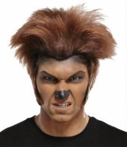 Wolfman Dark Brown/Med Brown