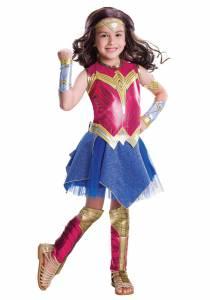 Kids Dlx Wonder Woman Costume