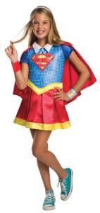Kids DC Supergirl Costume