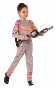 Kid Movie Ghostbuster Costume