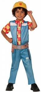Kids Bob the Builder Costume