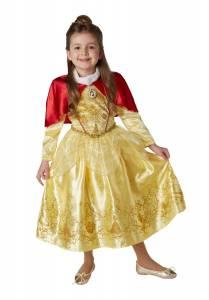 Kids Belle Winter Wonderland Costume