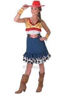 Adult Sassy Jessie Costume