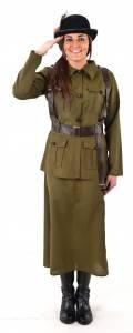 1916 Ladies Irish Volunteer Uniform