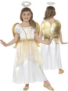 Kids Angel Princess Costume