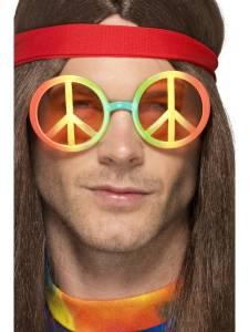 Multi Coloured Hippie Specs