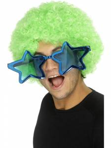 Jumbo Star Glasses