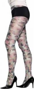 Camouflage Army Tights