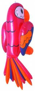 Inflatable Parrot *