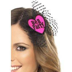 Hen Party Bow with netting