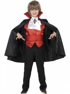 Kids Dracula Boy Costume