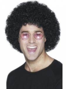 Afro Wig Natural
