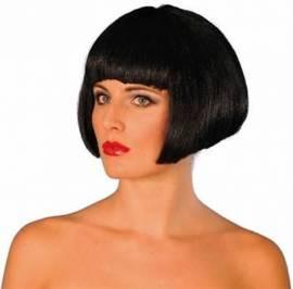 Babe wig black