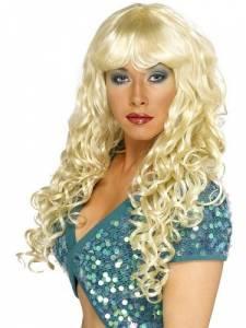 Siren Blonde Glamour Wig